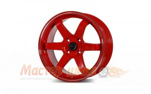 17 4*114.3 7.5 32 67.1 PDW RT Red Machine Groove on Lip