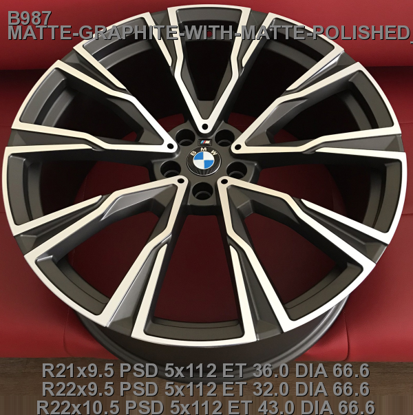 22_5x112_43_10.5J_h 66.6_ REPLICA BMW B987_MATTE-GRAPHITE-WITH-MATTE-POLISHED_FORGED