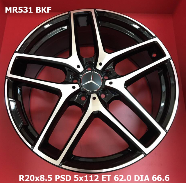 21_5x112_46_10.0J_h 66.6_ REPLICA LEGEARTIS MERCEDES MR531_BKF