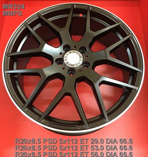 21_5x112_46_10.0J_h 66.6_ REPLICA LEGEARTIS MERCEDES MR524_MBPS