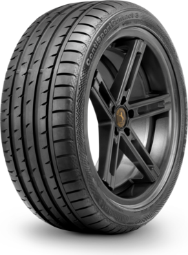 Continental ContiSportContact 3 275/40 R18 99Y RUNFLAT