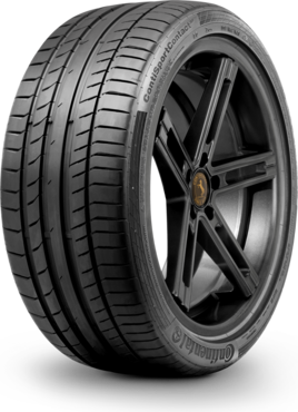 Continental ContiSportContact 5P 295/30 R21