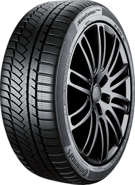 Continental ContiWinterContact TS 850P SUV 275/45 R21 110W XL