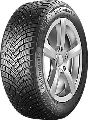 Continental IceContact 3 225/50 R18 99T XL