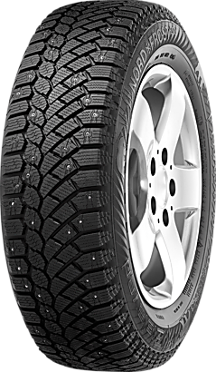Gislaved NordFrost 200 235/45 R17 97T XL шип