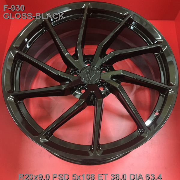 20_5x108_38_9.0J_h 63.4_ VISSOL FORGED F-930_GLOSS-BLACK