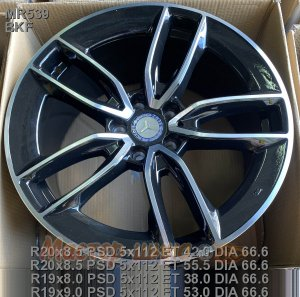 19_5x112_52_8.0J_h 66.6_MR539_BKF Wheel LegeArtis