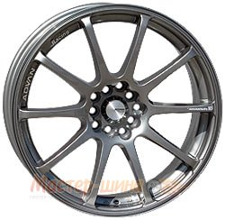 15/5*114,3/35  6.5J  h 67.1	Advan  833 RS Dark Gunmetal