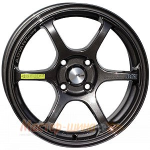15/4*108-98/38  6.5J  h 67.1	 Advan  659 RG2 Dark Gunmetal